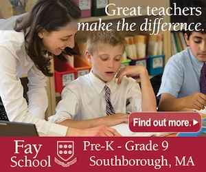 Fay' School Great Teachers