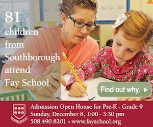 Fay Open House Dec 8