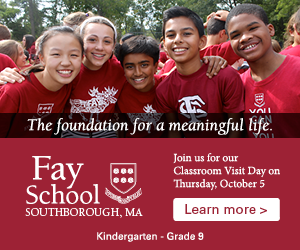 Fay School - Open House