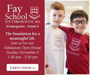 Fay School Open House