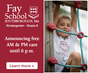 Fay School - Announcing free AM & PM care until 6pm