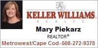 Mary Piekarz, Metrowest & Cape Cod Homes