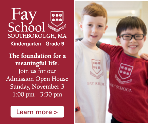Fay School - The Foundation for a Meaningful Life