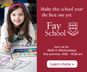 Fay School - Walk-in Wednesdays