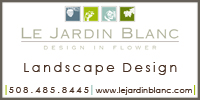 Le Jardin Blanc - Design in Flower