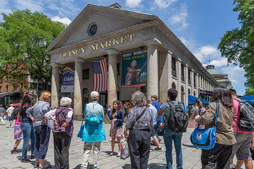 Boston by Foot tours