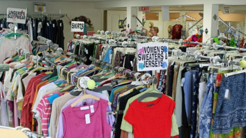 Post image for Bargain Box to begin accepting spring/summer donations next week