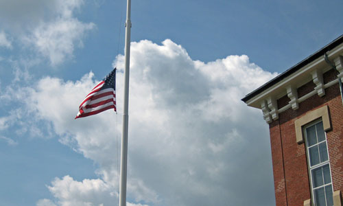 Post image for Why flags are at half staff today – Friday, December 31