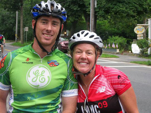 Kevin Webber and Kathy Webber (contributed photo)