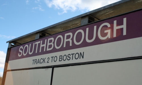 Post image for Marlborough workers and residents getting shuttle service to and from Southborough train station