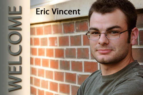 Eric Vincent is just one of several new teachers and staff joining the district. (Photo courtesy of NSMA)