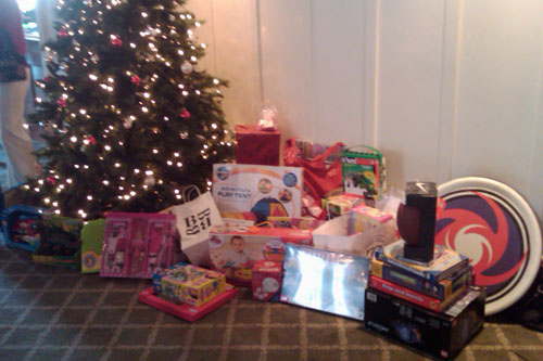 Post image for Local company collects toys to make kids 'smile'