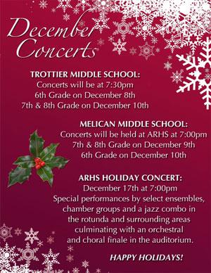 december-concerts
