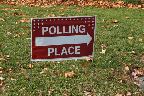 Post image for Polls open on Tuesday for primary election