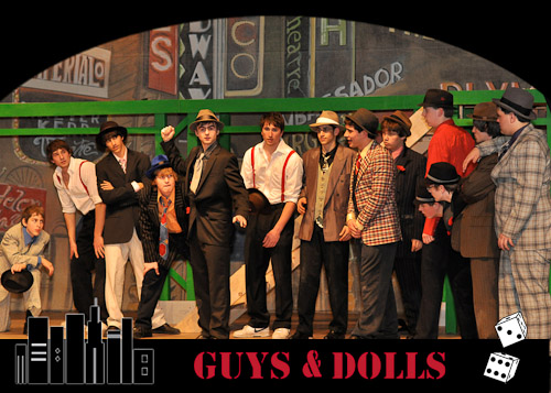 Post image for Southborough students to perform in Algonquin production of Guys & Dolls
