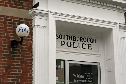 Post image for Southborough police to discuss recent crimes at a community meeting next week