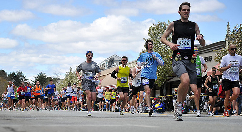 Post image for Thirty-five Southborough residents to run the Boston Marathon Monday