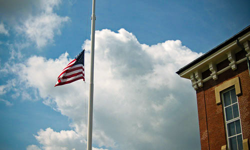 Post image for Flags will fly at half staff on Saturday in honor of Bill Putnam