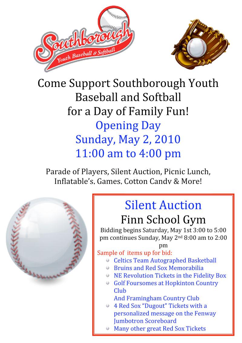 baseball and softball opening day on sunday