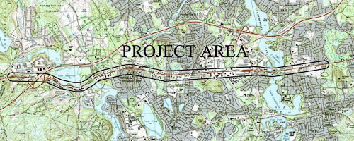 Post image for Route 9 roadwork starts next week