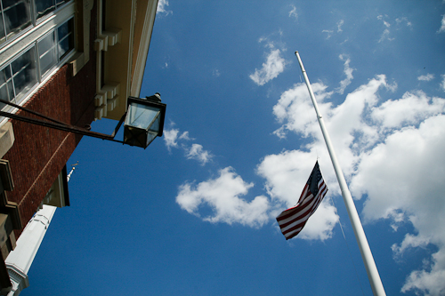 Post image for Why flags are at half staff: October 18, 2019