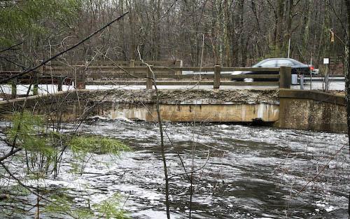 Post image for River Street bridge will narrow to one lane starting Monday