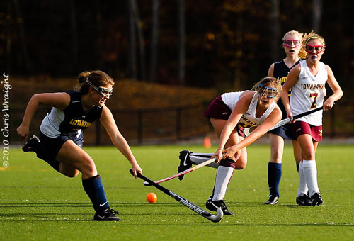 Post image for Algonquin field hockey makes it to division finals; soccer teams advance to semi-finals