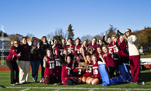 Post image for Mixed results in Algonquin postseason action … and I do mean action