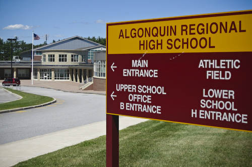 Post image for MWDN: Algonquin to cut two classes to stay within budget