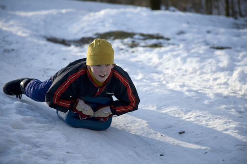 Post image for Where are the best sledding spots in Southborough?
