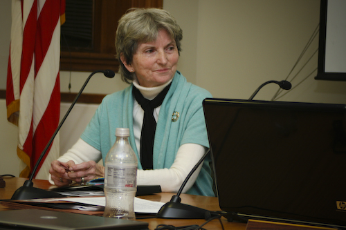 Post image for Bonnie Phaneuf unexpectedly resigns from the Board of Selectmen
