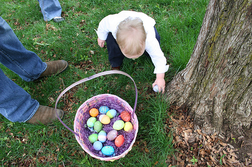 Post image for Register for the annual Easter Egg Hunt by Friday
