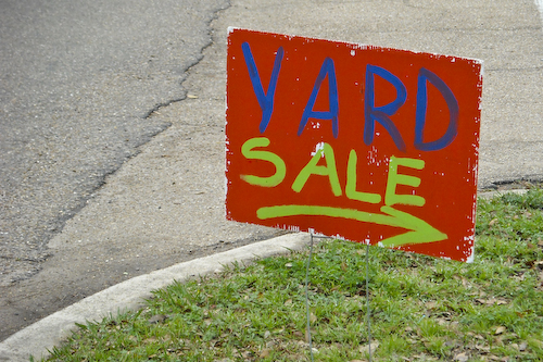 Post image for MS charity yard sale on Saturday – contributions welcome