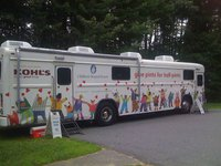 Post image for Southborough child care center holds annual blood drive for Children's Hospital on Wednesday