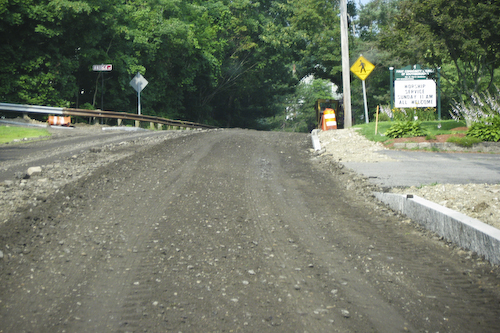 Post image for Commuting alert for Tuesday morning: Oak Hill Road construction