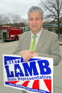 Post image for Marty Lamb expected to announce candidacy at event in Southborough tomorrow