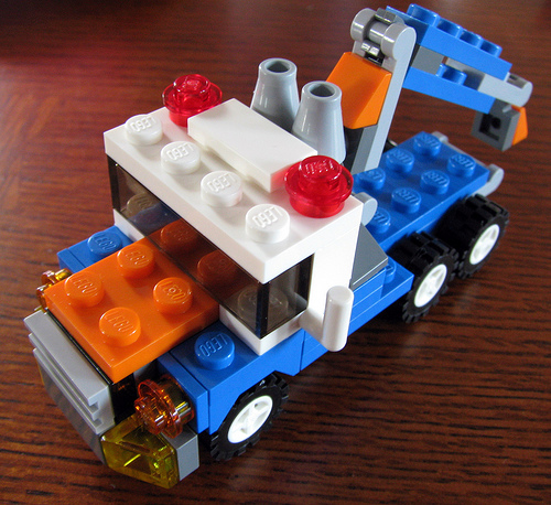 Post image for Legos at the Library on Tuesday