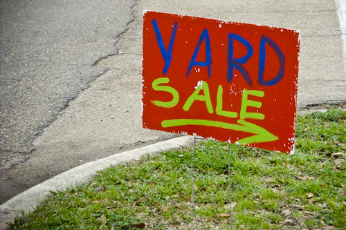 Post image for Open thread: Southborough garage and yard sales this weekend (8/4 & 8/5)