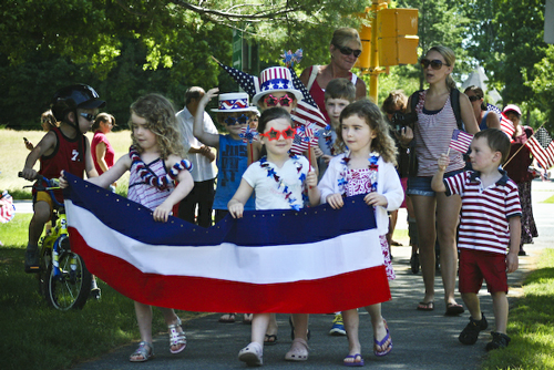 Post image for Annual Southborough Library Fourth of July parade is Thursday