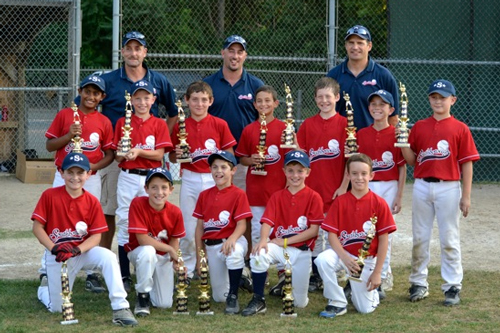 Post image for Youth baseball: Southboro 10's finish season with tournament win