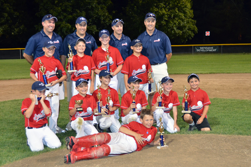 Post image for Youth baseball: 'Stellar' play ends District 9′s summer season