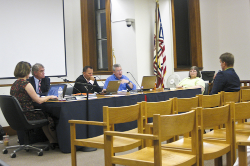 Post image for Selectmen expected to make town administrator decision on Wednesday