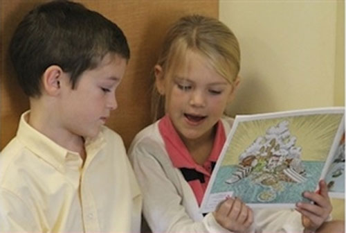 Post image for Fay School hosts series on children's literacy