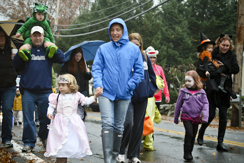 Post image for Southborough police urge caution when trick-or-treating tonight (UPDATED)