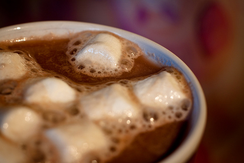 Post image for Hot cocoa for a cause: Neary 4th graders hold fundraiser TODAY