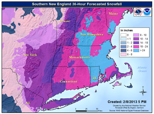 Post image for LIVE BLOG: Find the latest blizzard news here