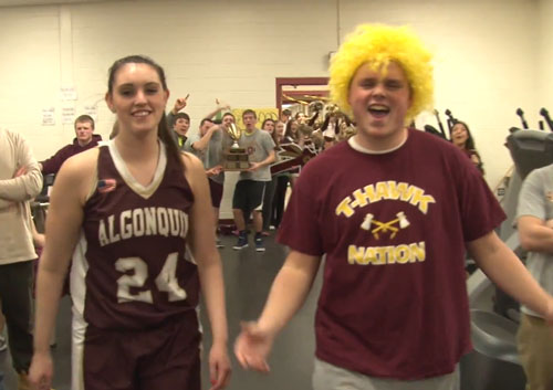 Post image for Algonquin lip dub video removed from YouTube over copyright claim