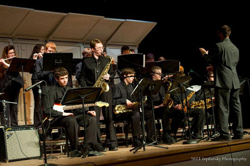 Post image for Algonquin takes gold at annual jazz festival