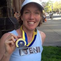 Post image for 2013 Boston Marathon runner: Jennifer Martin