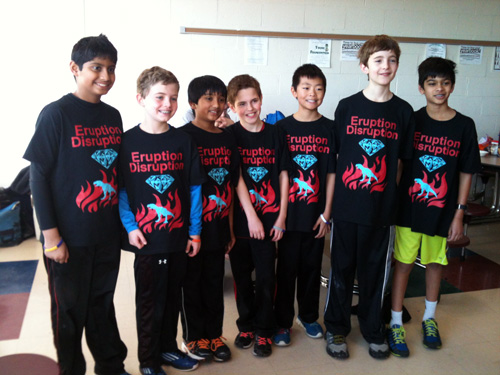 Post image for Neary and Woodward students win awards at Destination Imagination regional tournament